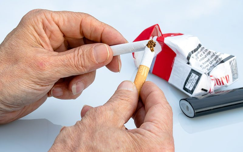 Stop Smoking Strategies
