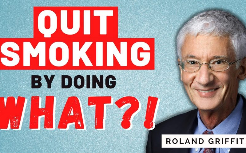 Quit Smoking By Doing What?!