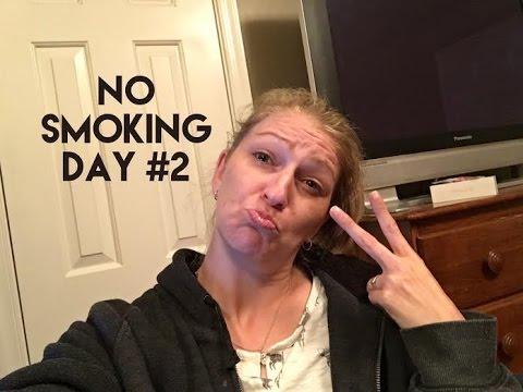 HOW TO QUIT SMOKING COLD TURKEY | STORY TIME | DAY #2