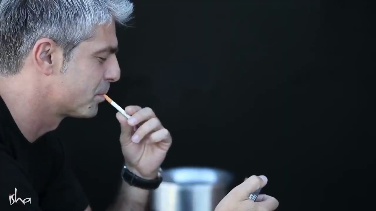 How to quit smoking - Sadhguru answers: Wanting to quit smoking ?