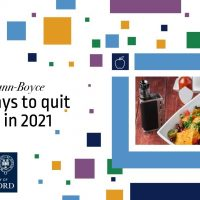 Eight ways to quit smoking in 2021 LIVE (With Dr Hartmann-Boyce)