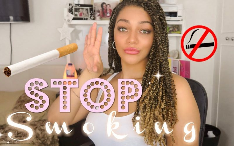 How To Stop Smoking Cigarettes COLD TURKEY ! You Won't Believe This...