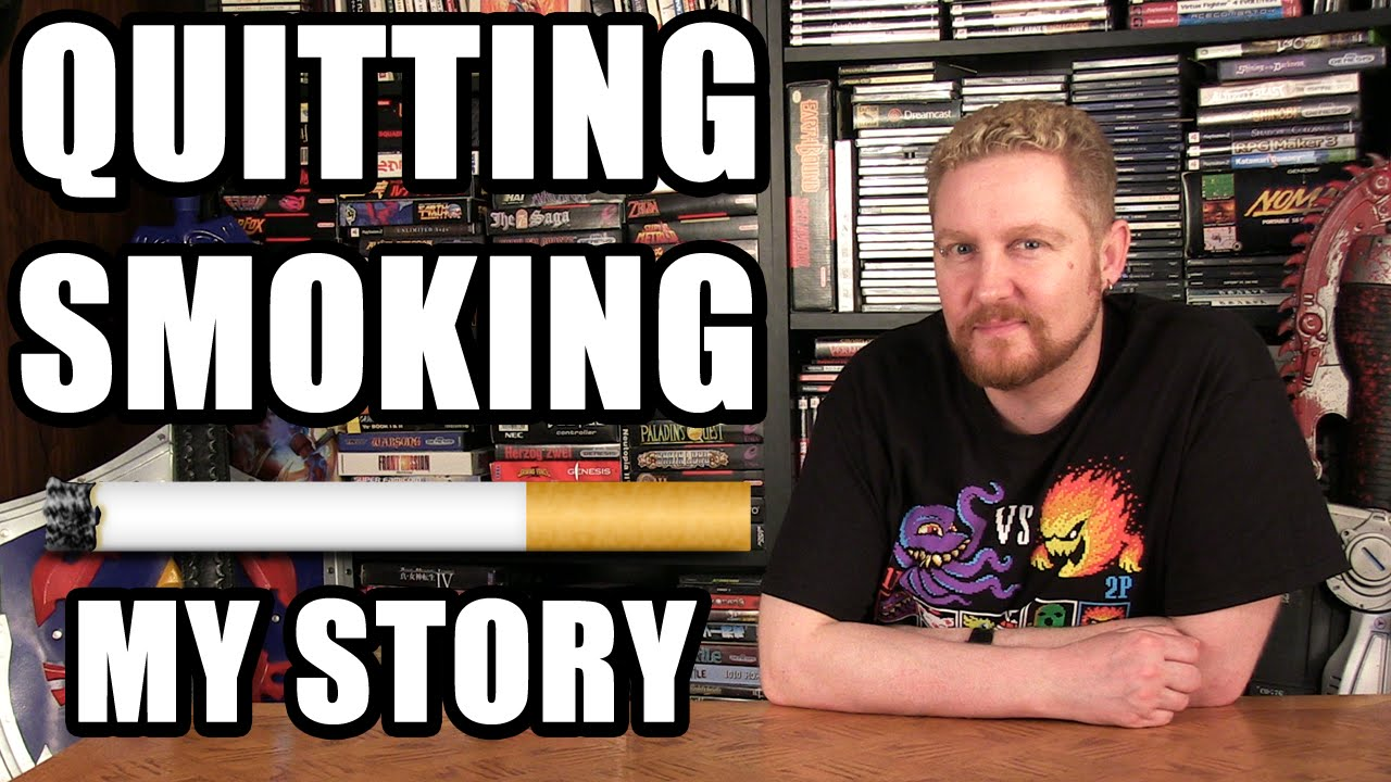 MY QUITTING SMOKING STORY - Happy Console Gamer
