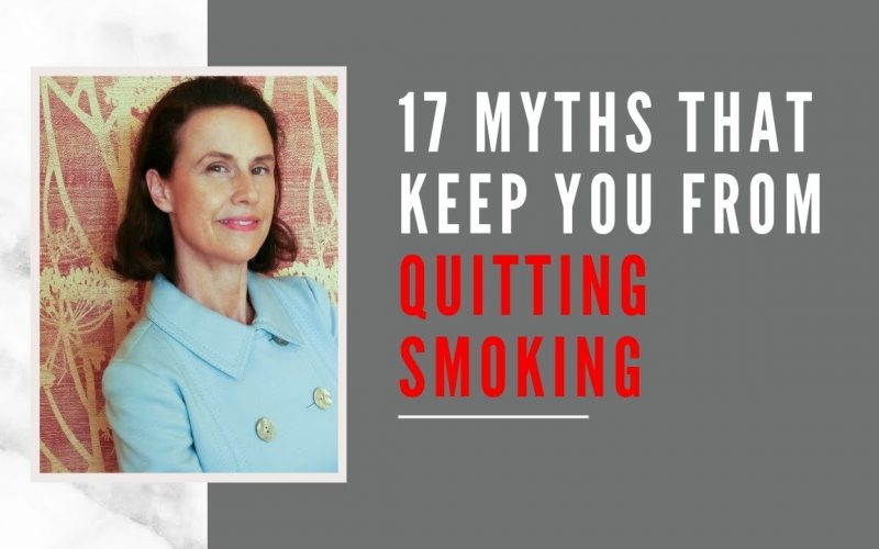 Quit Smoking Cigarettes: 17 Myths that Keep You From Quitting Smoking