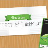 How To Quit Smoking With NICORETTE® QuickMist®
