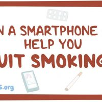Can a smartphone app help you quit smoking?