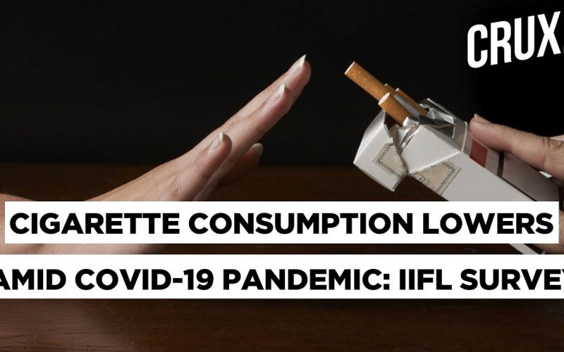 While 58% Indians Quit Smoking, France Says Nicotine Could Protect COVID-19 Patients