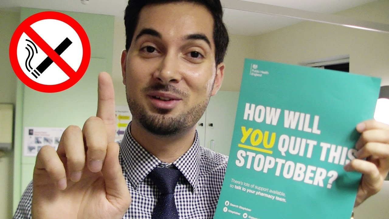 NHS Stoptober 2017   Quit Smoking With Support   Stoptober App   Stop Smoking   NHS Smoking Support